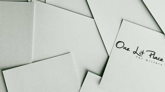 layered blank white paper